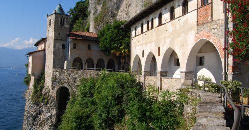 Perle del Verbano: Angera e Santa Caterina del Sasso