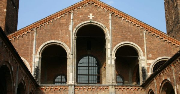 Sant'Ambrogio e la sua basilica