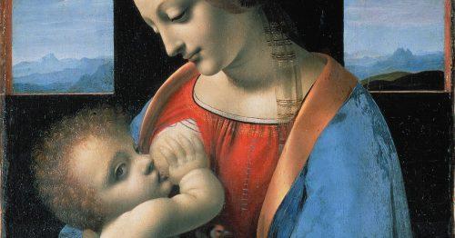 La Madonna Litta a Milano