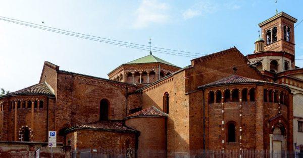 La prima basilica di Ambrogio: San Nazaro