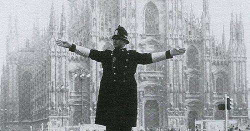 Milano a un metro di distanza!