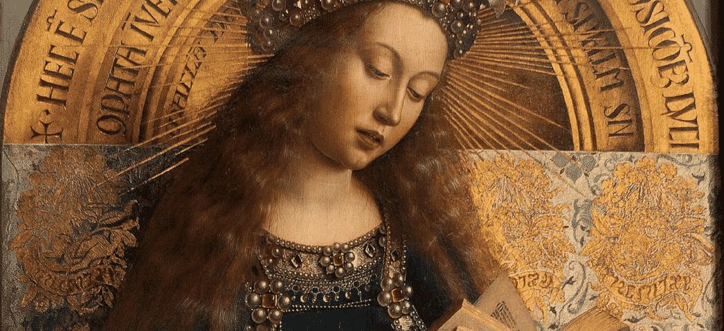 Omaggio a Jan van Eyck