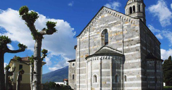Itinerari sul lago: il romanico lariano