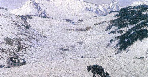 Dipinti d'inverno