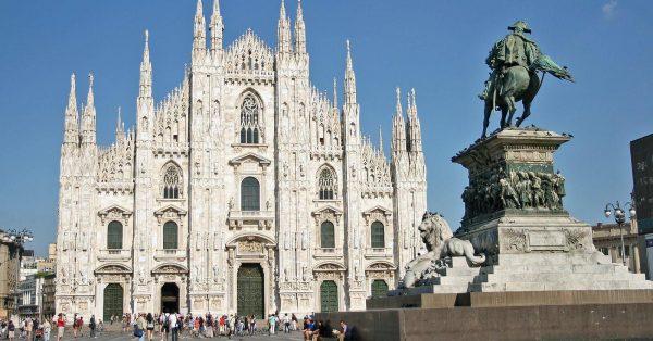 tour IL PRINCIPIO DEL DUOMO DI MILANO…