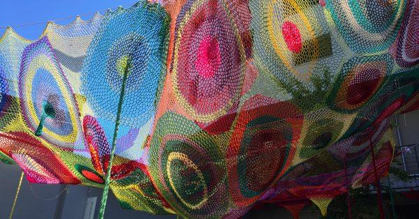 Yarn Bombing Festival Milano